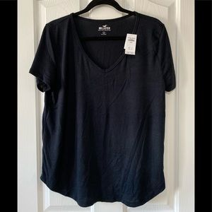 Hollister Women's Easy Tee Size Large NWT
